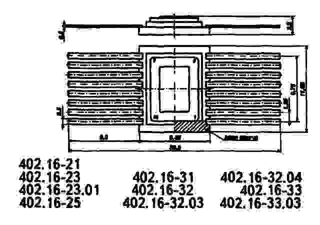 К564ИП4 ( MC14582A ) - корпус микросхемы
