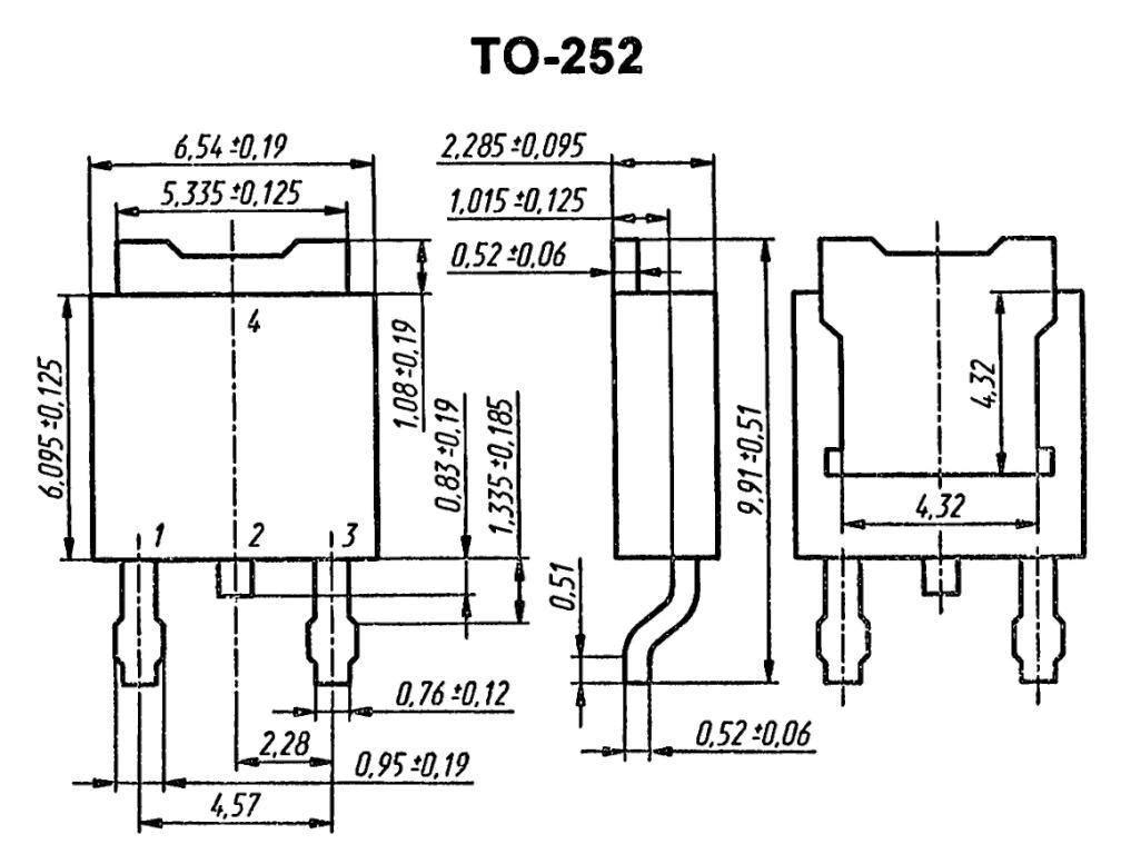 Корпус транзистора 2SD1760F5
