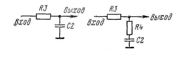 К564ГГ1 (CD4046A) - фильтрующие звенья