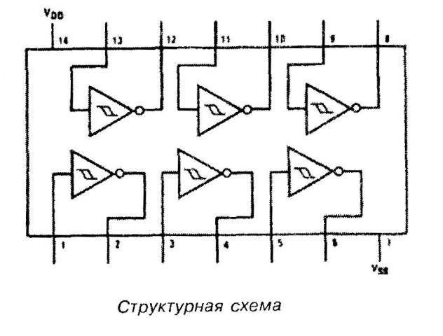 40106 - структурная схема
